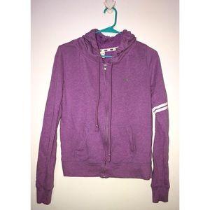 VS pink lavender full zip hoodie lightweig…